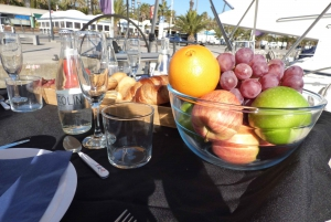 Scenic Sail and Breakfast Tour