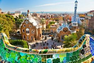 Skip-The-Line Sagrada Familia & Park Güell Guided Tour