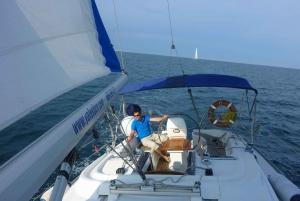 Small Group Mediterranean Sailing Tour