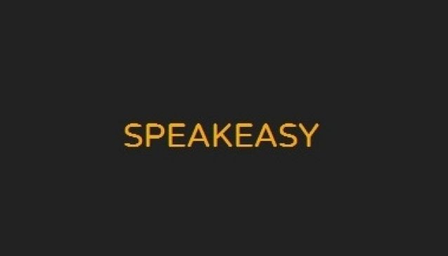 Speakeasy - Clandestine Back Room Restaurant