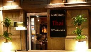 Thailandes Restaurant in Barcelona