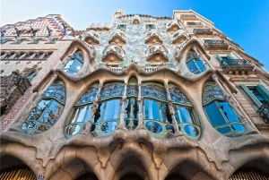 The Best of Gaudí with Casa Batlló Afternoon Tour