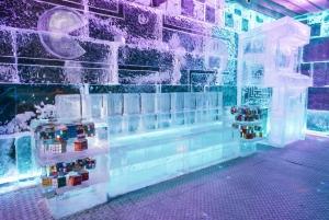 The Ice Bar Experience at Icebarcelona
