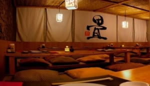 The Tatami Room Restaurant in Barcelona