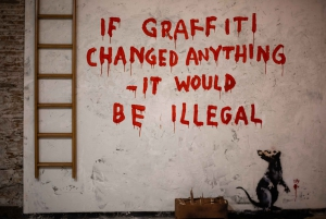 The World of Banksy, Immersive Experience Ticket