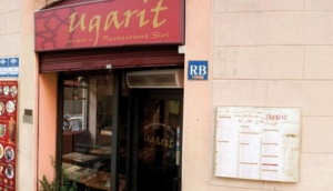 Ugarit Restaurant in Barcelona