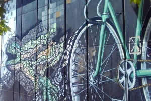 Unusual Barcelona Bike Tour in French