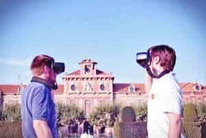 VR Virtual Reality Walking Tour