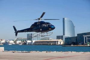 Walking Tour, Sailing Trip & Helicopter Flight