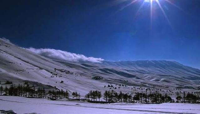 The Ski Resorts of Lebanon