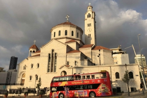 Beirut: City Sightseeing Hop-on Hop-off Bus Tour