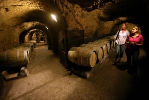From Beirut: Full Day Wine Tasting Tour