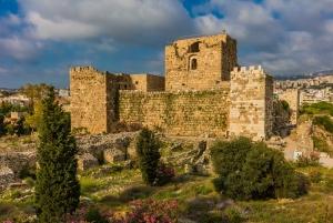 From Beirut: Jeita, Harissa, and Byblos Tour