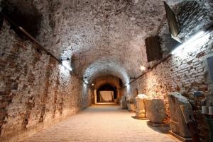 2.5-Hour Underground Tour with Local Wine