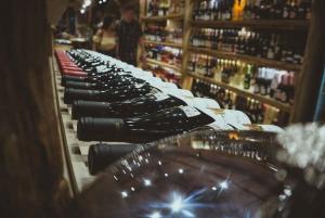 Belgrade: 3-Hour Walking Local Wine Tasting Tour