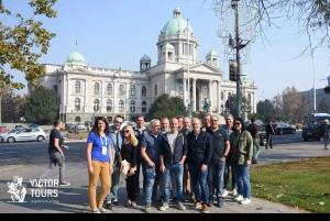 Belgrade: 8-hour Big Tour with Entrance Fees