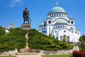 Belgrade: Airport Layover Private Sightseeing Tour