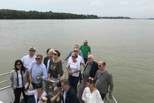 Belgrade: Boat Cruise Sightseeing