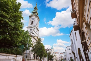 Belgrade: Guided Food and History Tour