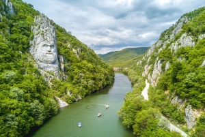 Blue Danube River Boat Cruise with Fortress Visit