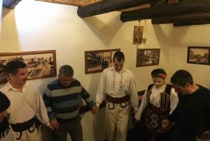 Dinner and Folklore Night in Belgrade