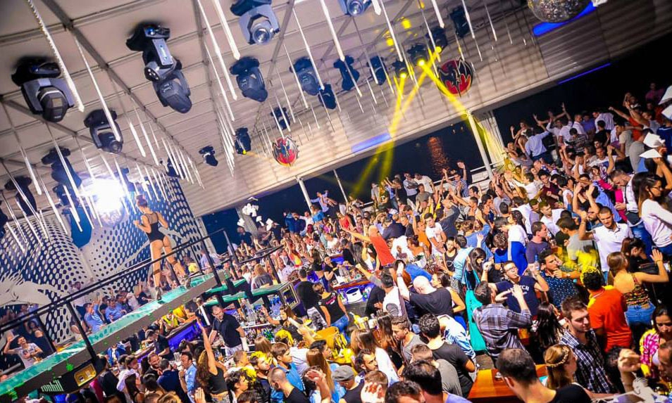 Best places to party in Belgrade