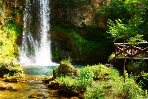 From Belgrade: Full Day Tour to Resava Valley