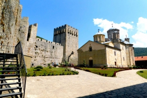 From Belgrade: Gems of Eastern Serbia Tour