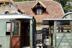 From Belgrade: Sargan 8 Railway and Wooden City 1 Day Tour