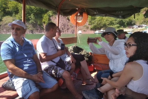 From Belgrade: Uvac Nature Reserve Tour with Lake Cruise