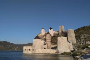 From Belgrade: Viminacium, Golubac and Smederevo Day Tour