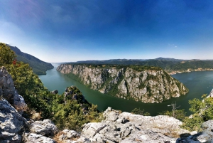From Danube River and Iron Gate Gorge Tour