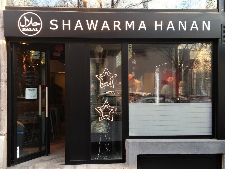 Hanan Shawarma