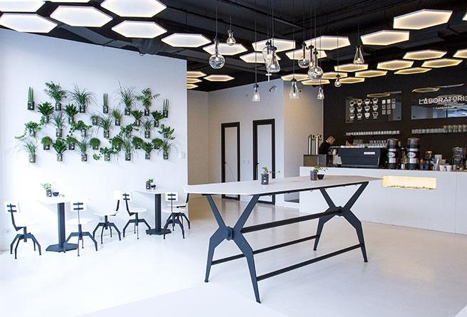 Labaratorija kafe