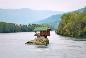 Mokra Gora, Drvengrad, and Sargan 8 Railroad Tour
