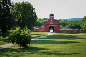 Novi Sad, Sremski Karlovci, and Sirmium Tour