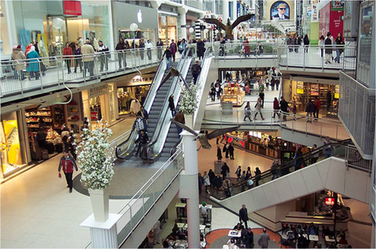 Best places for shopping