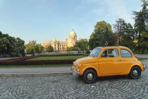 Red Belgrade Communist Tour
