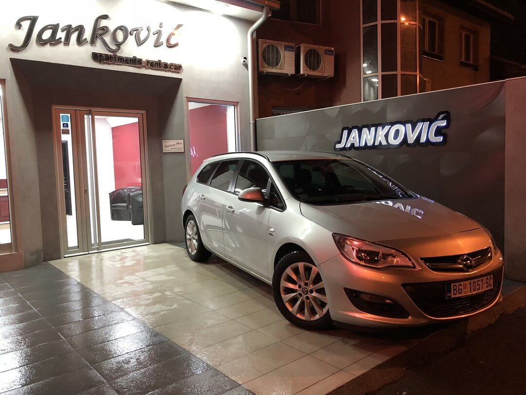 Rent-a-car 'Galaxy Pro Belgrade'