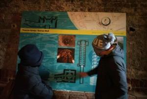 Underground & Dungeons of Belgrade Fortress Walking Tour