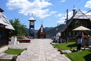 Western Serbia 1-Day Tour of the Key Sites from Belgrade