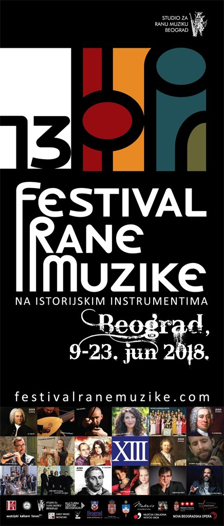 13th international Belgrade early music festival