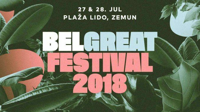 Belgreat Festival - Lido Beach