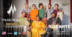 Bokantè feat. Michael League (Snarky Puppy) and Malika Tirolien