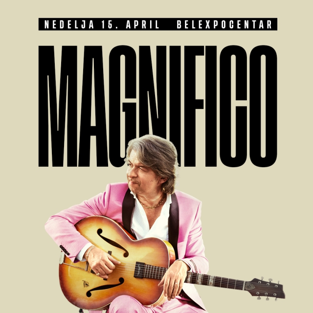 Magnifico: Concert at Belexpo centre