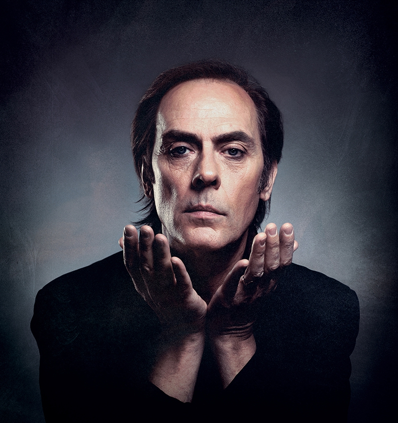 Peter Murphy 40 Years of Bauhaus Ruby Celebration Feat. David J