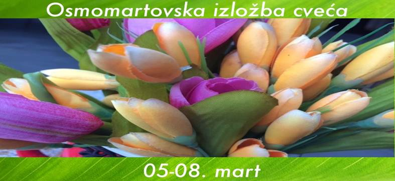 The 8th March Flowers Festival