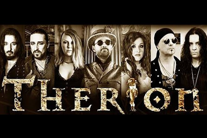 Therion, Imperial Age and Null Positive, March 6th in Belgrade