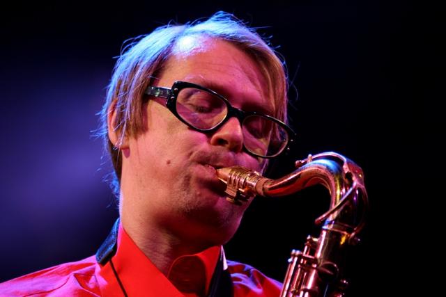 Visionary jazz Jimi Tenor at the 34th Belgrade Jazz Festival