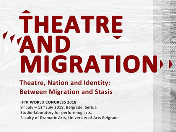 World Congress of the International Federation for Theater Research - IFTR